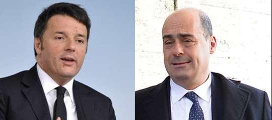 Nel Partito democratico è di nuovo scontro sulla 'credibilità' di MatteoRenzi