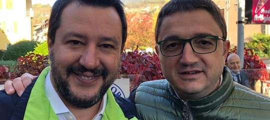 Trentino:Fugatti(Lega-Centrodestra) al 43,59% (61 sez.su 529)