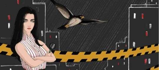 Ginevra, il Falco e i delitti del Lago di Sol. Il romanzo di LucianaCrucitti