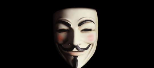 PerchéAnonymousha scelto proprio il 5 novembre per svelare l'ultimo furto di dati