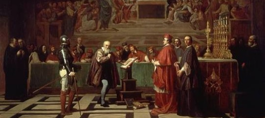 lettera eretica Galileo Galilei