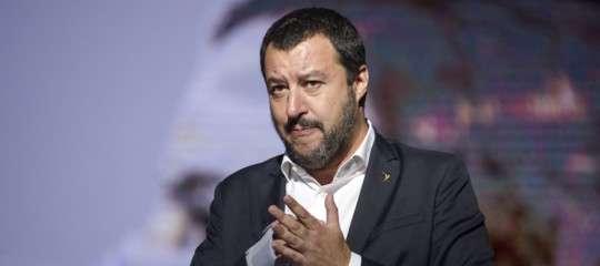 L'annuncio di Salvini: l'8 dicembre la Lega in piazza a Roma