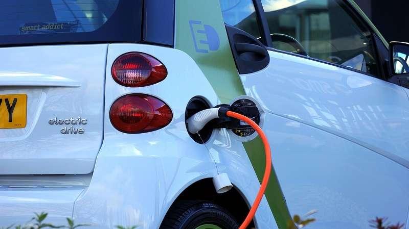 Delle auto elettriche
