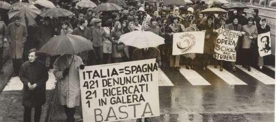 I 50 anni del '68, un racconto per immagini. 'Dreamers' è arrivata a Torino