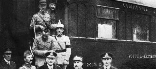 armistizio prima guerra mondiale