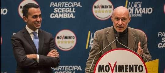 M5s, De Falco: non temo espulsione ho difeso i valori