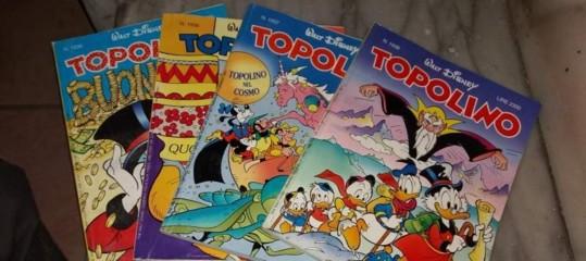 Novant'anni fa nasceva il mito di Topolino