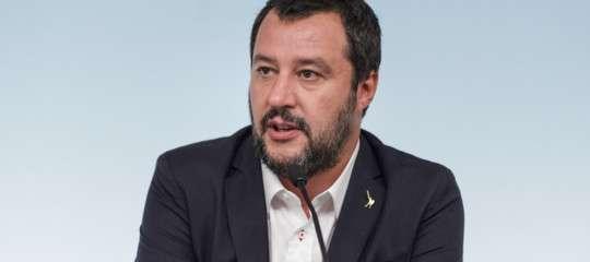 Rifiuti, Salvini: troverò un'intesa con Di Maio, il governo dura 5 anni