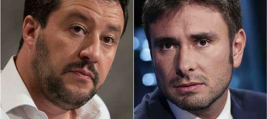 Salvini replica a di battista fiducia lha votata il m s non fi sara il fuso