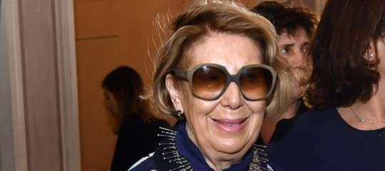 Una grande storia d'amore firmata da Franca Fendi