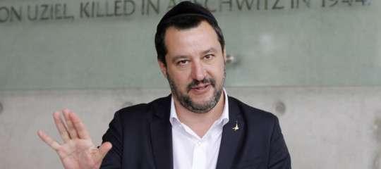 Il governo sta bene, non voglio farlo saltare, dice Matteo Salvini