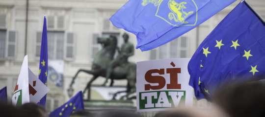 Tav: sabato la Lega sarà in piazza per il sì a Torino