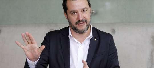 Tav: Salvini, se non c'è accordo politico allora referendum