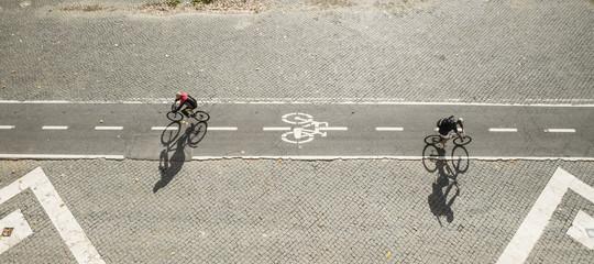 I cambiamenti al codice della strada previsti da lega e for Codice della strada biciclette da corsa