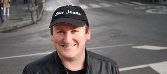 blue jeans scrittore intervista