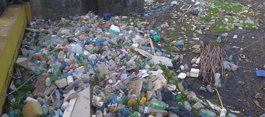 nazione rifiuti plastica