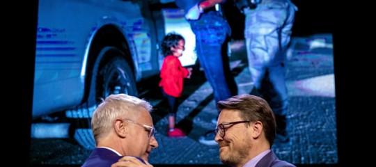 Limmagine della bimba che piange al confine ha vinto il world press photo
