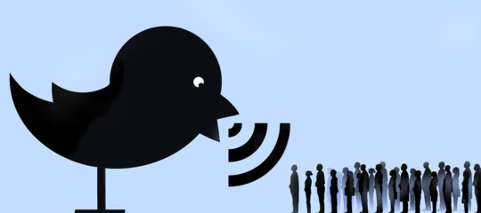 elezioni europee twitterwidget
