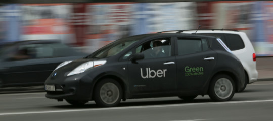 uber zittire autisti servizio