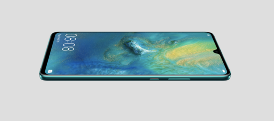 huaweimate 20 X 5G android google