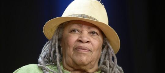 E morta la scrittrice americana toni morrison premio nobel per la letteratura