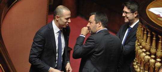 salvini crisi governo elezioni anticipate