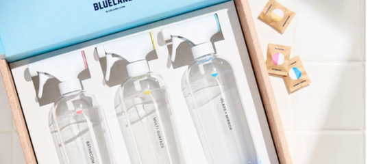 La nuova arma contro la plastica e il detersivo disidratato