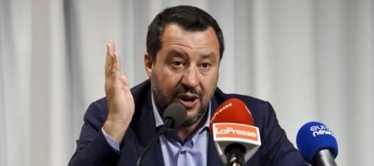 Salvini chi non vuole lautonomia premia ladri e incapaci del sud