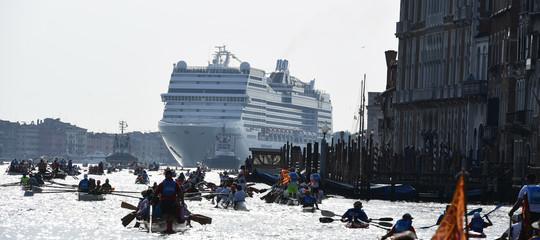 grandi navi veneziagoverno conte