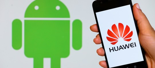 Google chiude anche le scorciatoie niente app sullhuawei mate
