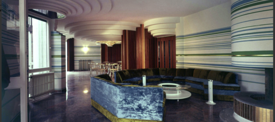 La mostra a taranto su casa papanice capolavoro dellarchitettura postmoderna