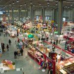 Il centro del business milanese (fiera Milano)