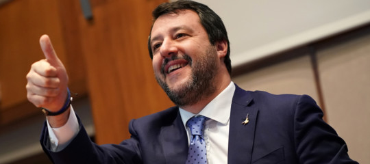 Una vittoria in emilia romagna porterebbe salvini a palazzo chigi dice il financial times