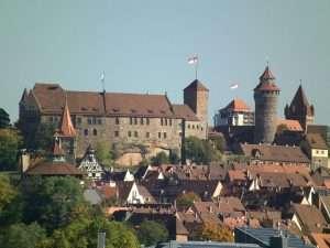 Castello burg nürnberg