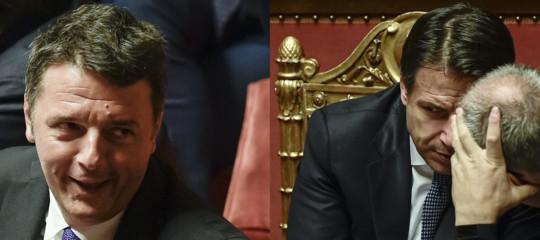 renzi italia viva prescrizione governo