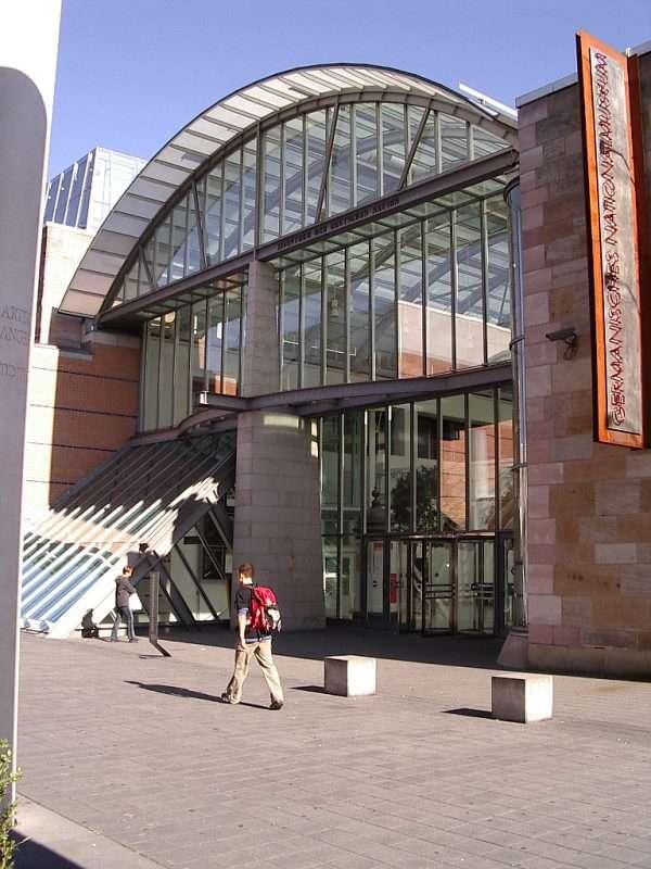 Nuernberg museo germanico