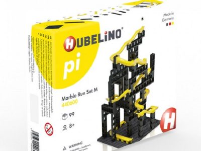 Il sistema Unique Hubelino PI Marble Run