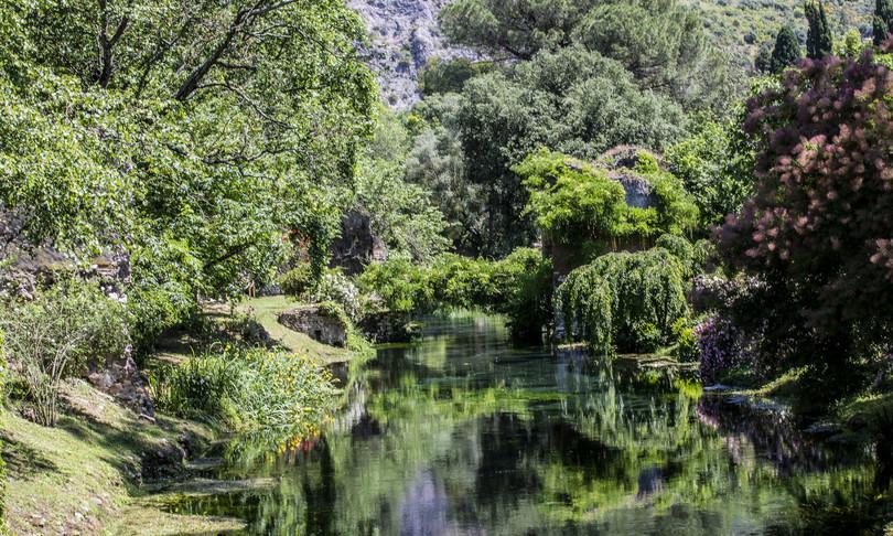 giardino ninfa cento anni boom visite lockdown