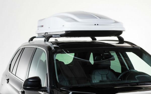 Box da tetto per auto