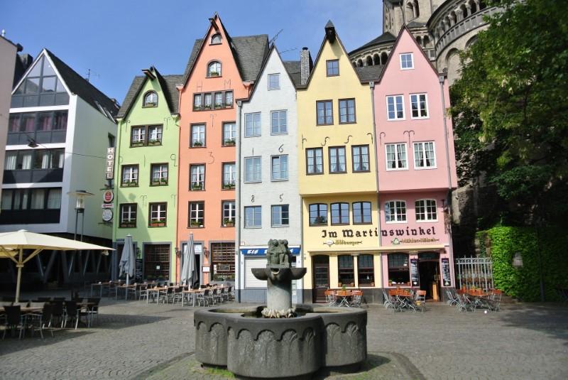 Centro storico di Colonia