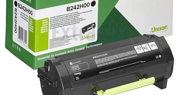 Laser toner Lexmark